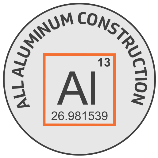 All Alluminum Construction